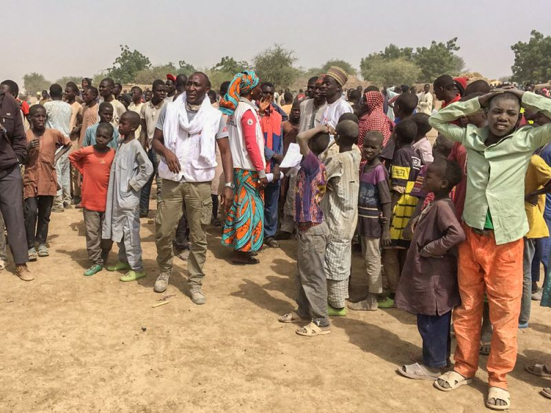 MSF, Doctors Without Borders, Nigeria, Rann, attack