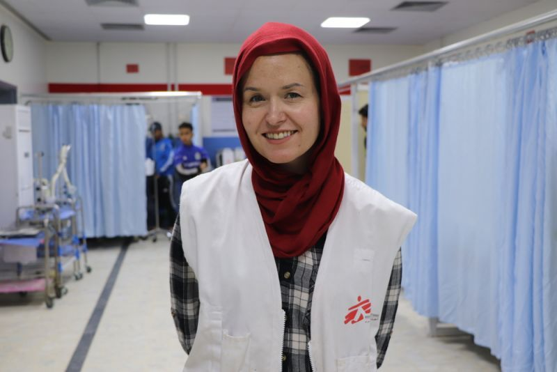 MSF, Doctors Without Borders, Iraq, Baghdad