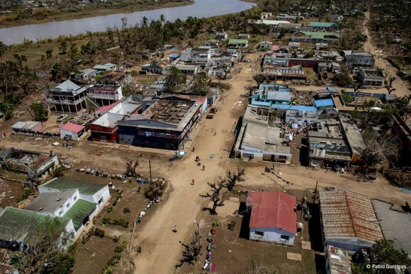 MSF, doctors Without Borders, Mozambique, Cyclone Idai