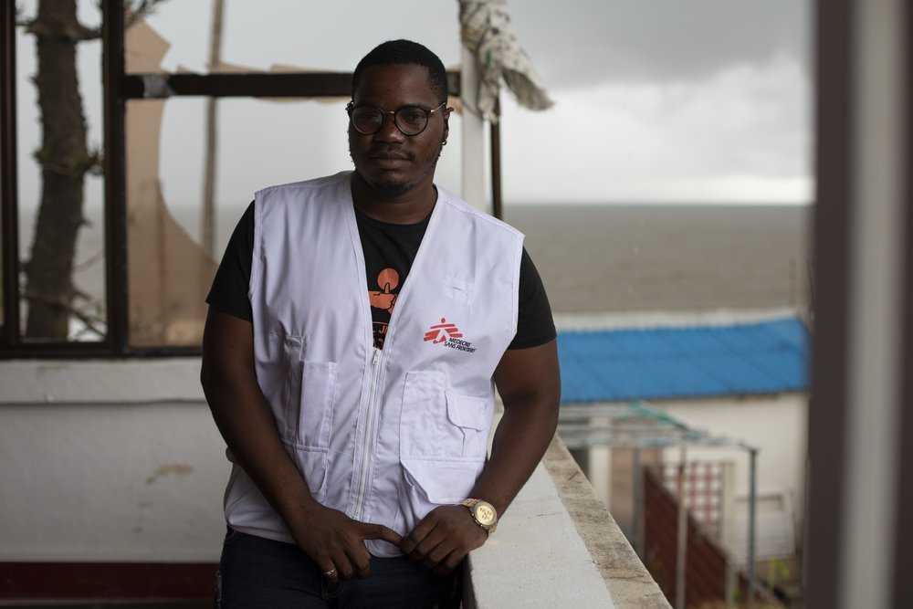 MSF, Doctors Without Borders, Mozambique, Beira, HIV project