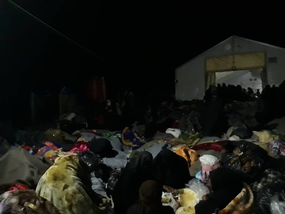 MSF, Doctors Without Borders, Syria, Al Hol Camp