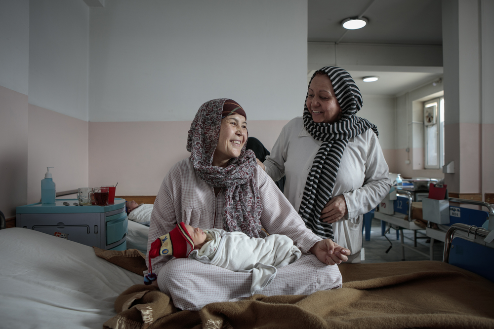 MSF, Doctors Without Borders, Afghanistan, Attack, on women and babies