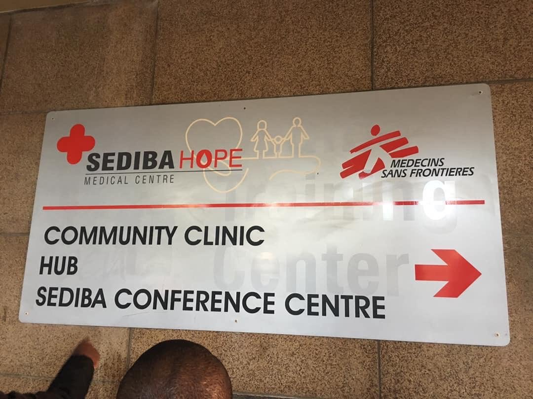 MSF, Doctors Without Borders, South Africa, Migrant, project Tshwane