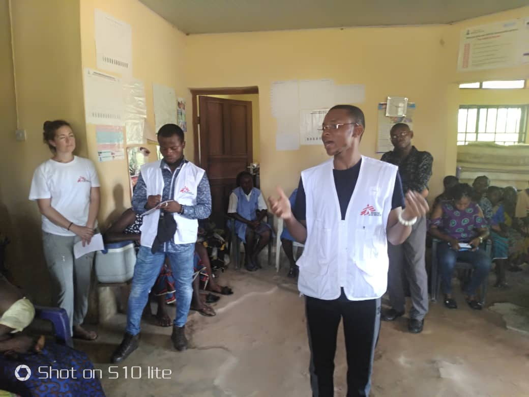 MSF, Doctors Without Borders, Nigeria, Lassa fever