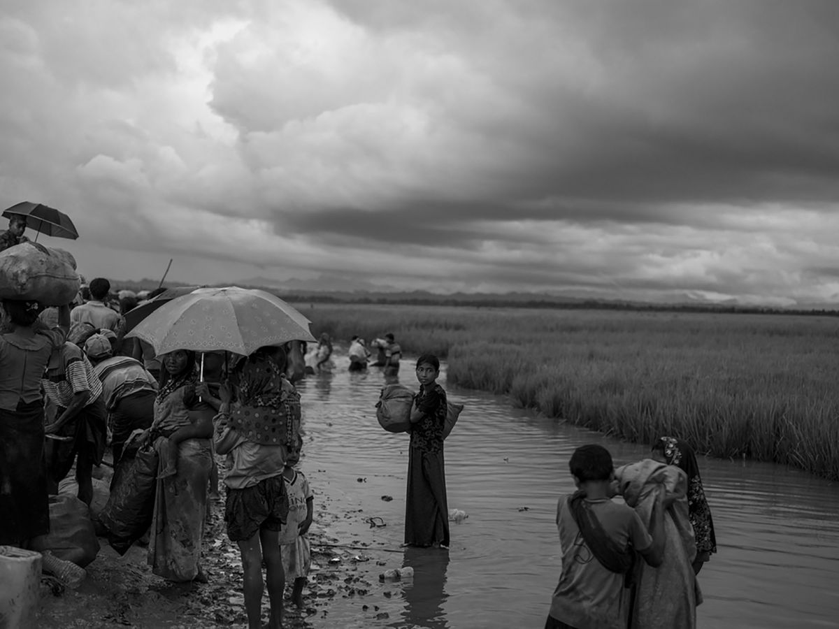 MSf, Doctors Without Borders, Rohingya refugees starved at sea, Bangladesh