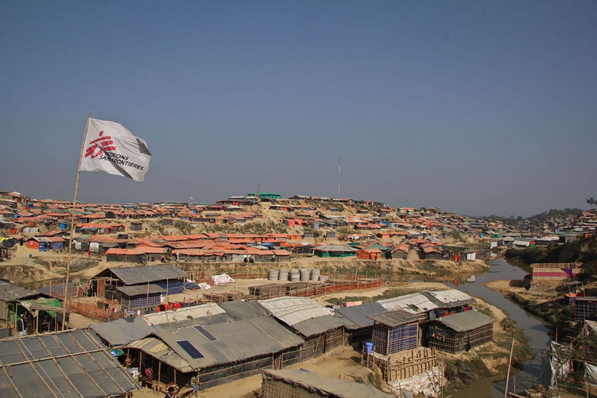MSf, Doctors Without Borders, Bangladesh, Rohingya refugees,