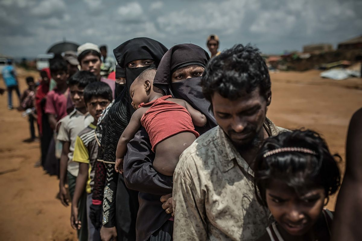MSF, Doctors Without Borders, Bangladesh, Rohingya refugees