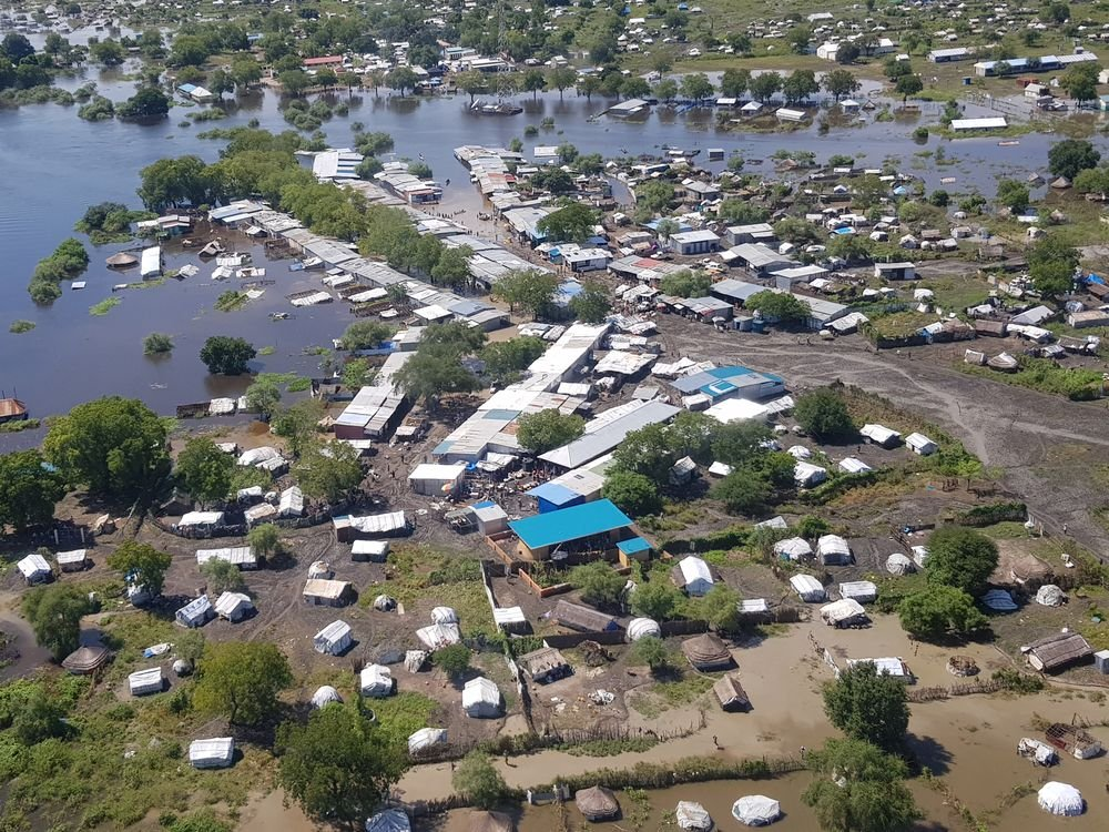 South Sudan Floods
