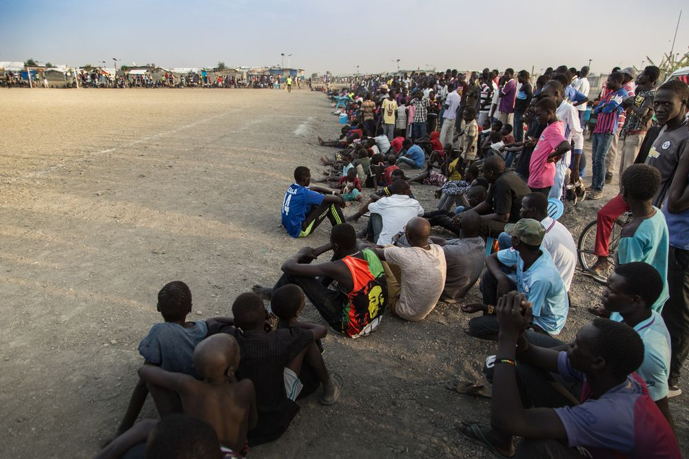 South Sudan Malakal Protection of Civilians