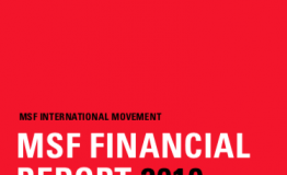 MSF Financial Report 2010 Image
