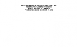MSF Financial Statementwith Audit Report 2018 Image
