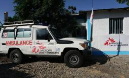 MSF, Docotrs Without Borders, Ethiopia, Tigray region conflict
