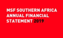 Financial Report 2019 thumbnail