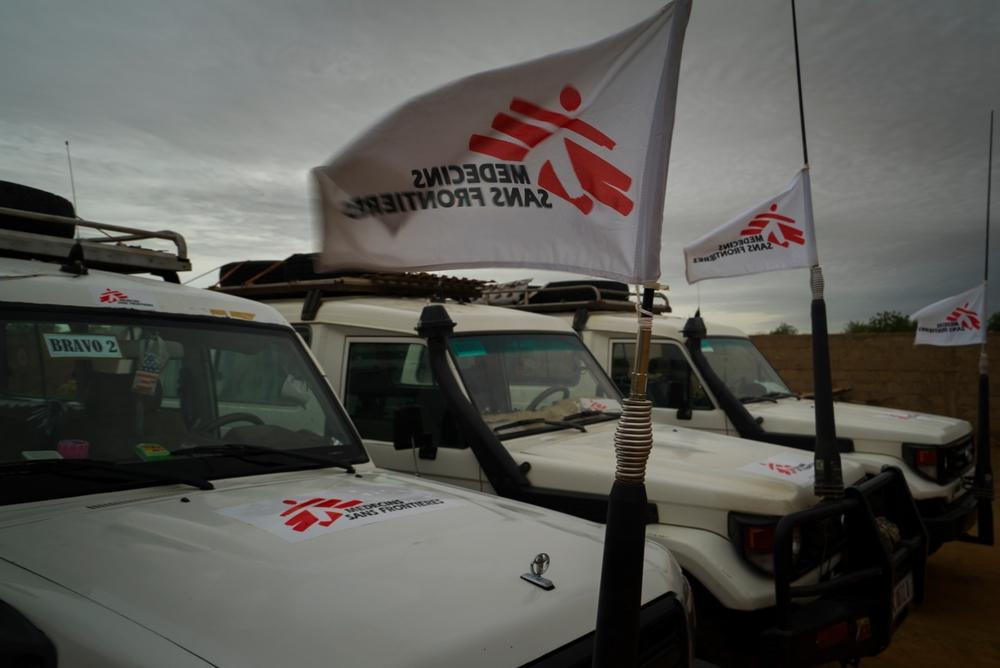 MSF, Doctors Without Borders, Dr Sindi van Zyl