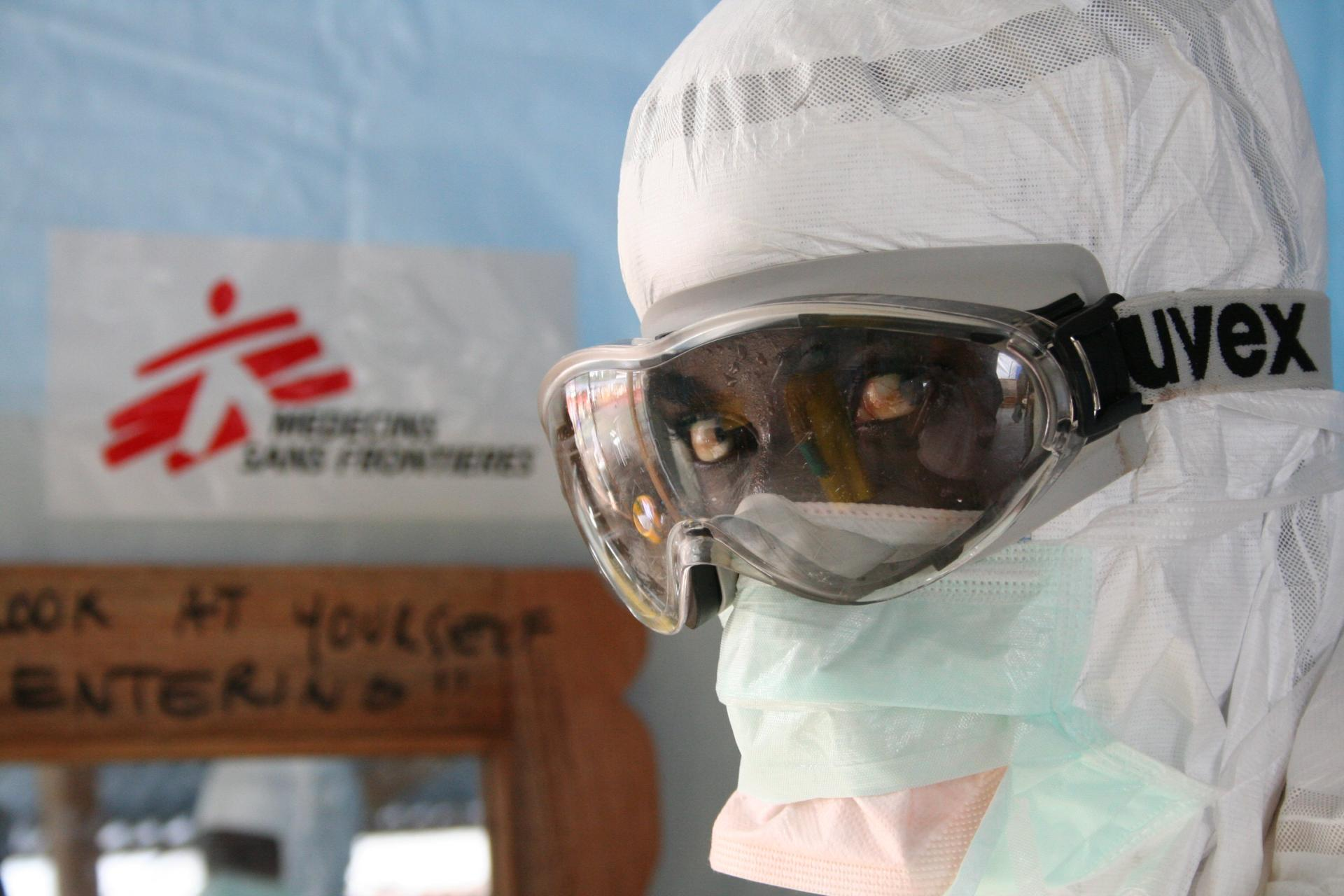 MSF, Doctors Without Borders, Ebola, DRC, North Kivu