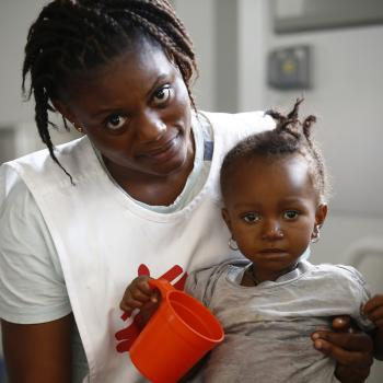 MSF, Doctors Without Borders, Sierra Leone, Humanity First