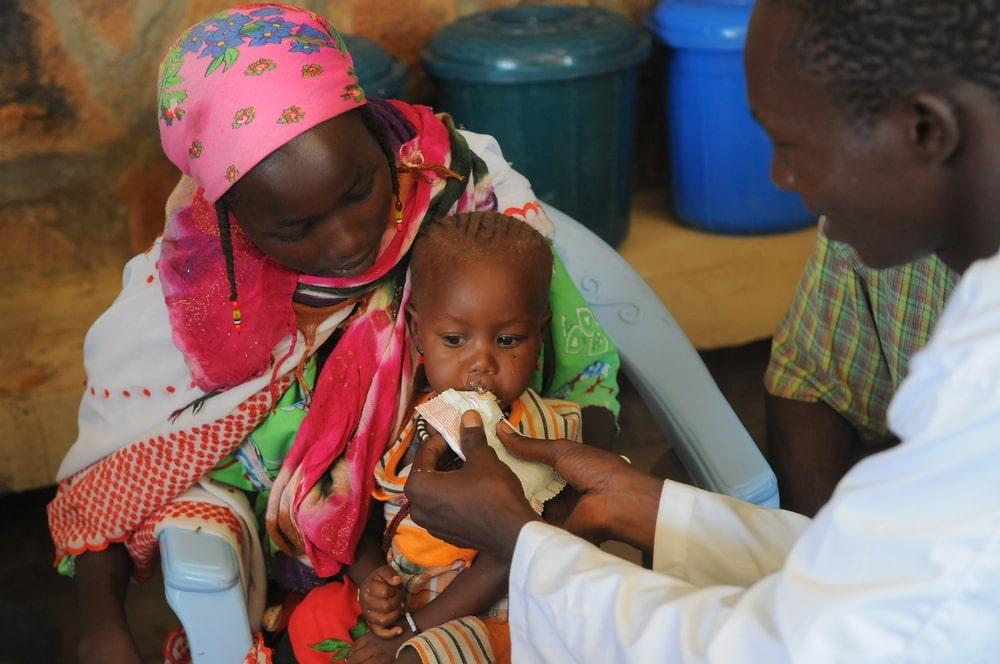 Malnutrition in Biltine (Chad)