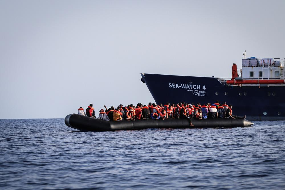 Carnage in the Mediterranean Sea