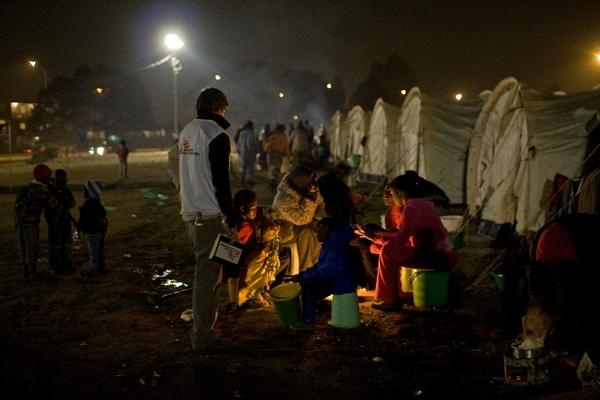 MSF responds after xenophobic attacks