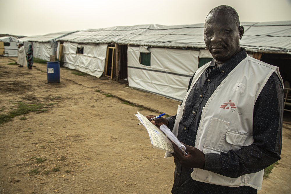 MSF, Doctors Without Borders, South Sudan TB